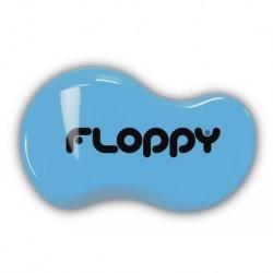Cepillo Flopy Azul -Negro