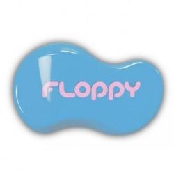 Cepillo Flopy Azul - Rosa